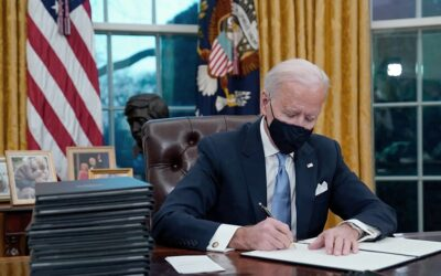 Biden Signs Executive Order to Promote Citizenship